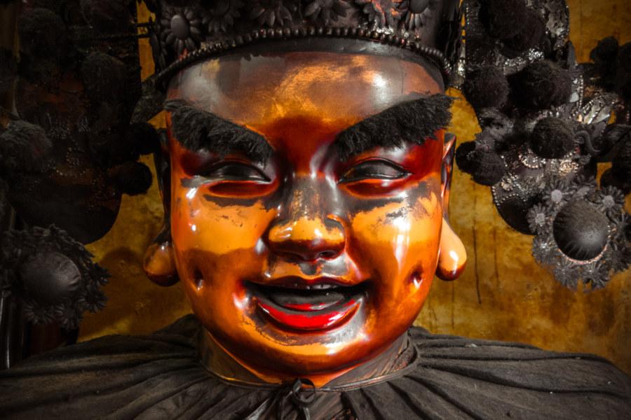 Temple figure, Changhua City