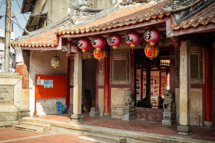 Weihui Temple 威惠宮