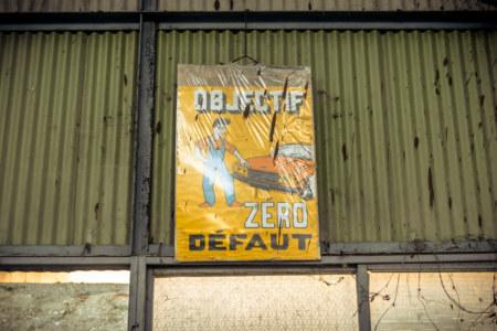 Objective: zero defects