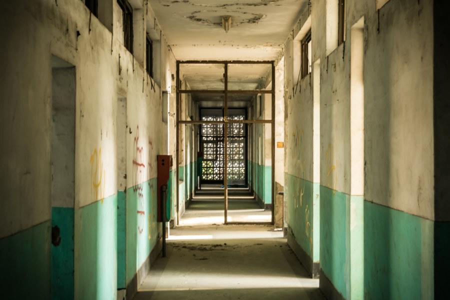 Stalking the corridors of Yuanlin Hospital