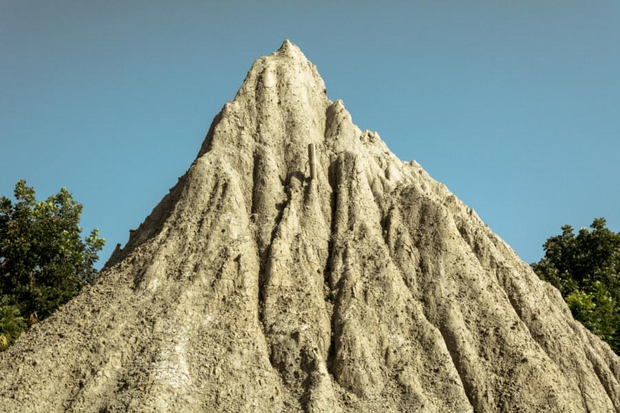 Wushanding mud volcano cone