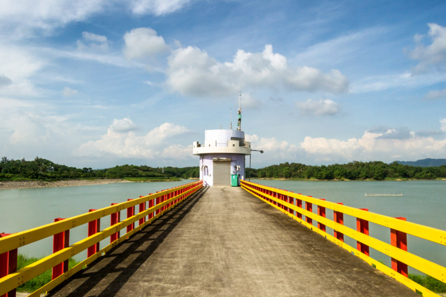 Agongdian Reservoir 阿公店水庫