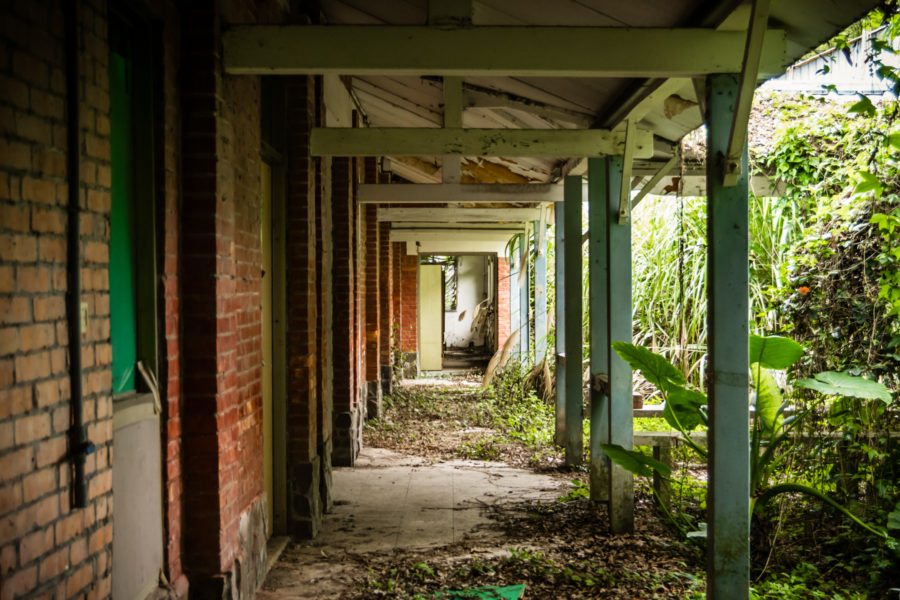 Stalking the Corridors of the Puli Sanatorium 埔里肺病療養