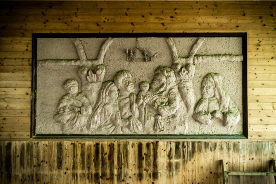 Nativity Scene in the Puli Sanatorium 埔里肺病療養院