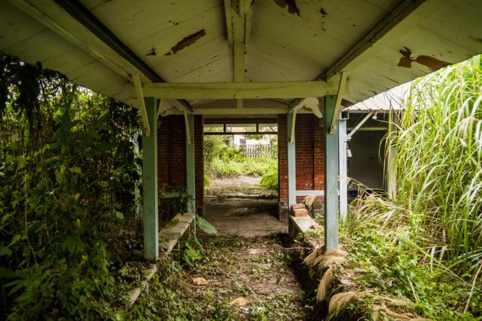 Within the Puli Sanatorium 埔里肺病療養院