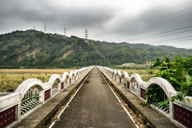 Pinglin Bridge, Nantou County