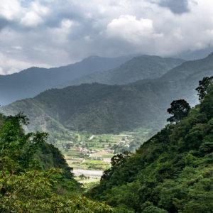 Descending Into Wujie Village