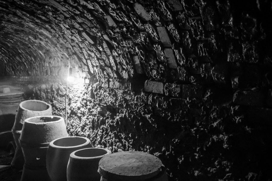 Inside the Shuili Snake Kiln 水里蛇窯