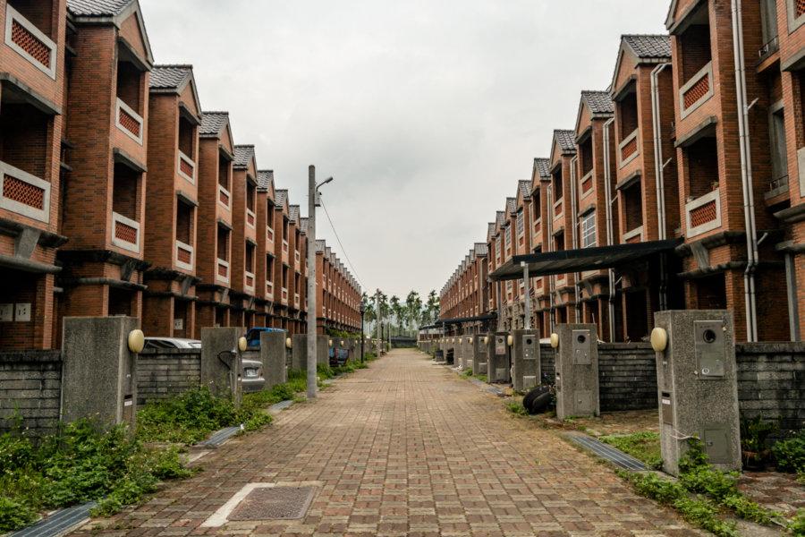 Kezikeng Main Street