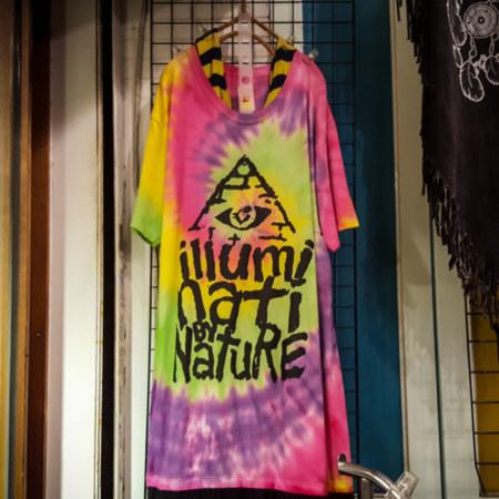 Illuminati by nature