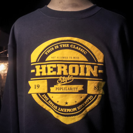 Heroin style