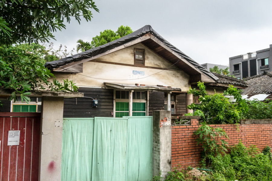 Another abandoned home in Pingtung City