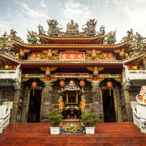 Mazu Temple in Pingtung City