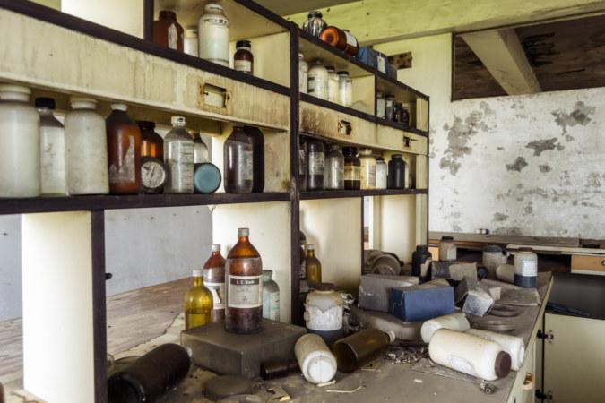 Abandoned chemistry