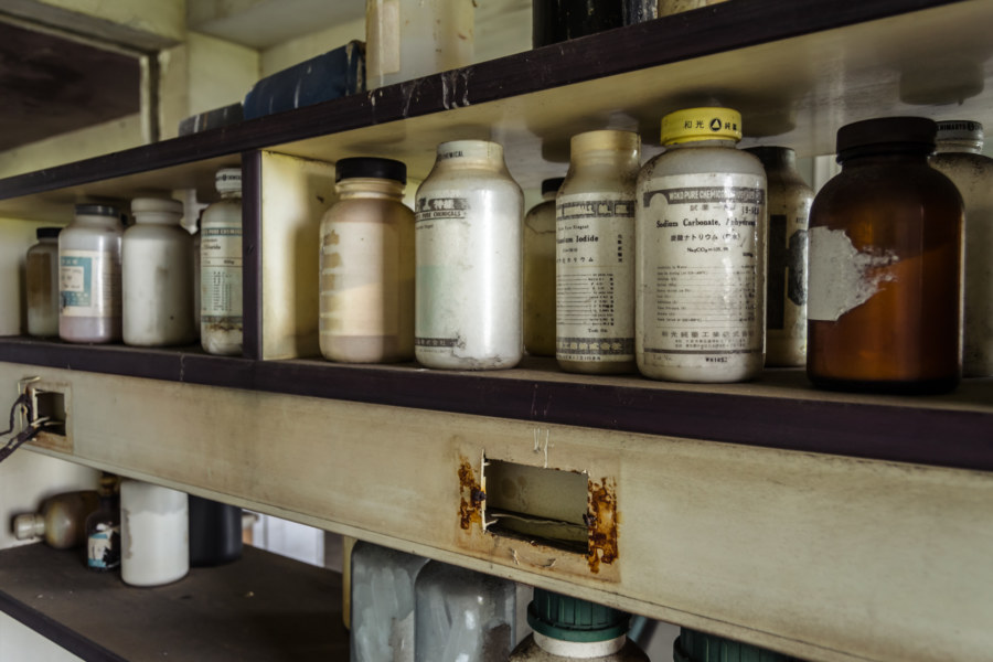 A closer look at the abandoned chemicals in Fangliao