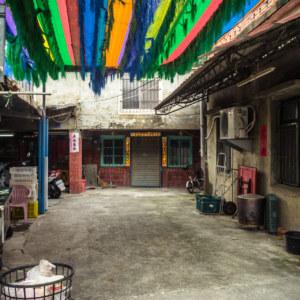 Tsai Ing-wen's childhood home