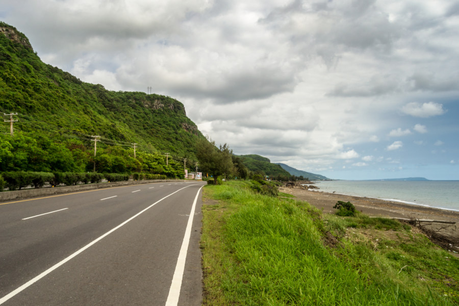 Riding deeper into southern Pingtung