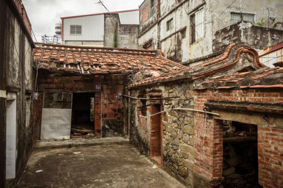 Stone homes in Fenggang