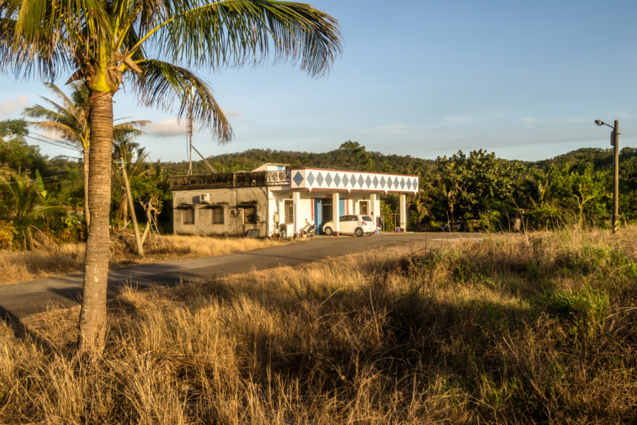 Rural home in the hills above Hengchun
