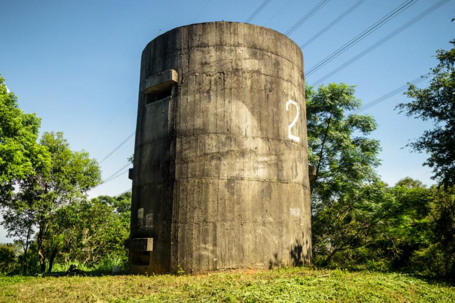 Dadu Plateau Anti-Airborne Fort #2 大肚台地二號反空降堡