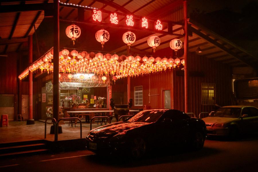 Fengyuan's Nangang Fude Temple 南崗福德祠