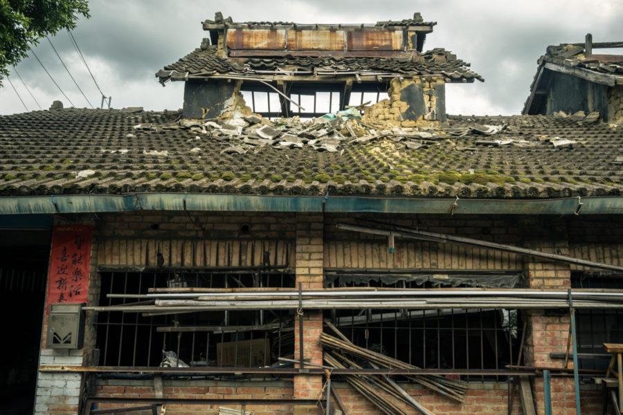 Dongping Tobacco Barn