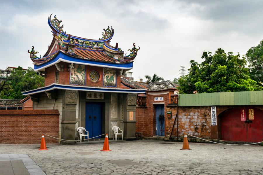 Wufeng's Iconic Jingxun Gatehouse 景熏樓
