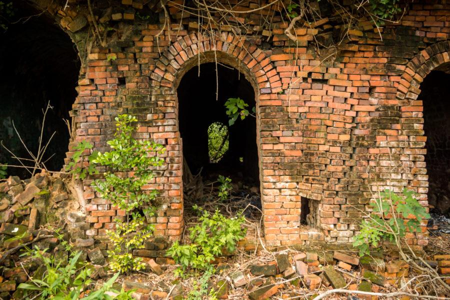 Straight Through the Eye of the Kiln