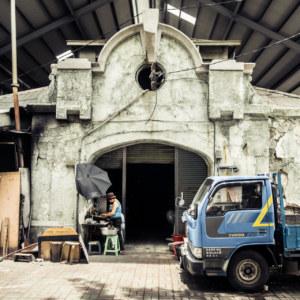 Tainan's West Market