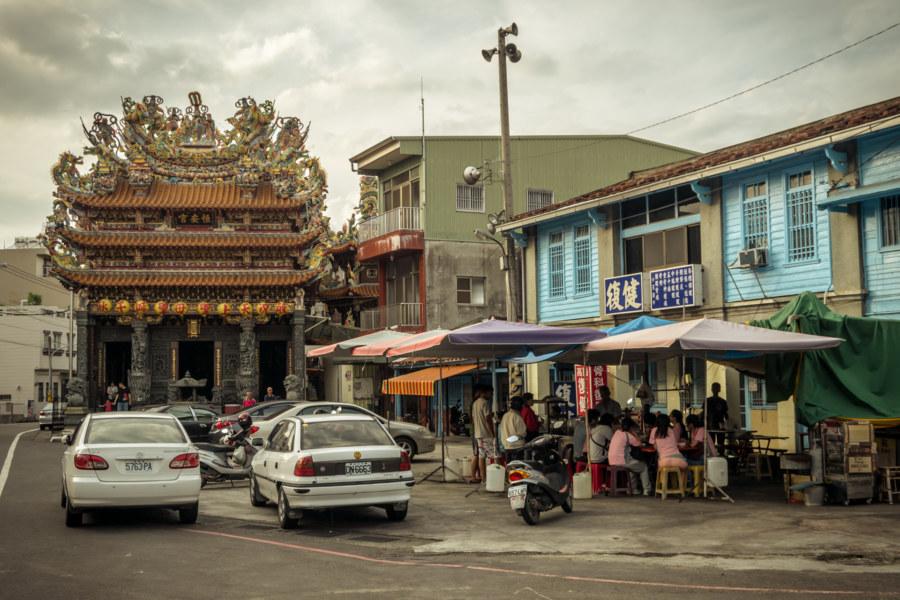 Hengan temple 恒安宮