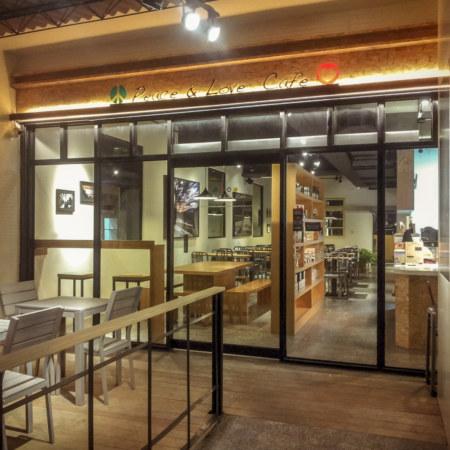 Peace & Love Cafe