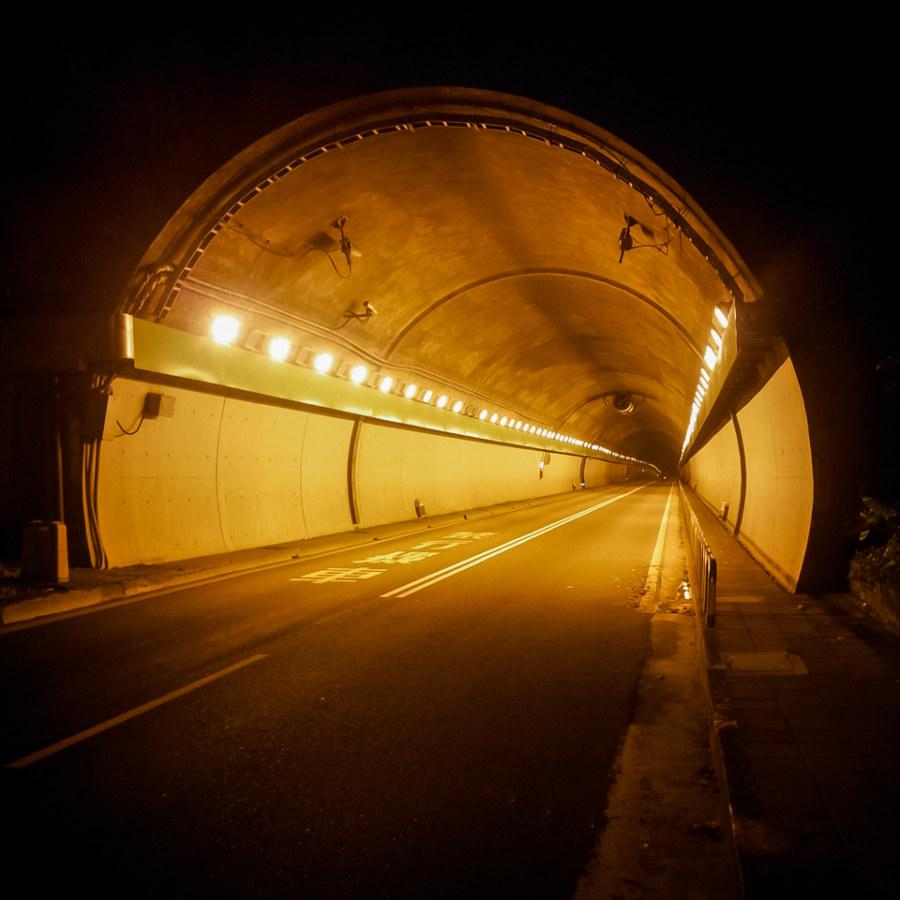 Xinhai tunnel