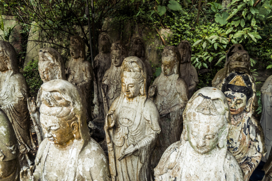 Guanyin army