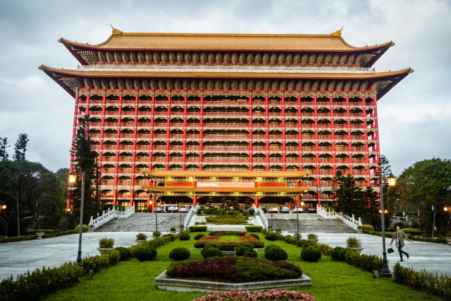 The Grand Hotel 圓山大飯店