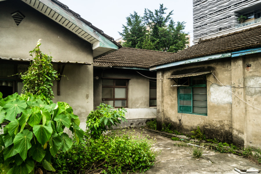 A nicer home in Jiahe New Village