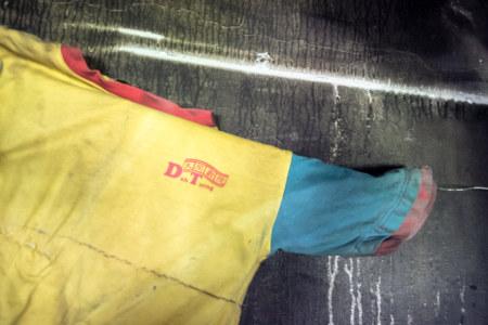 Datong Theater usher uniform