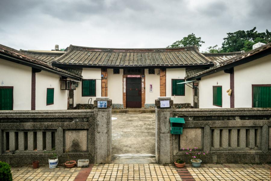 Clan homes in Xinwu, Taoyuan