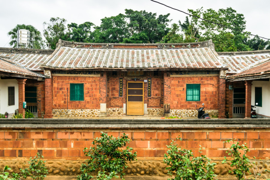 More Fanjiang clan homes in Xinwu, Taoyuan