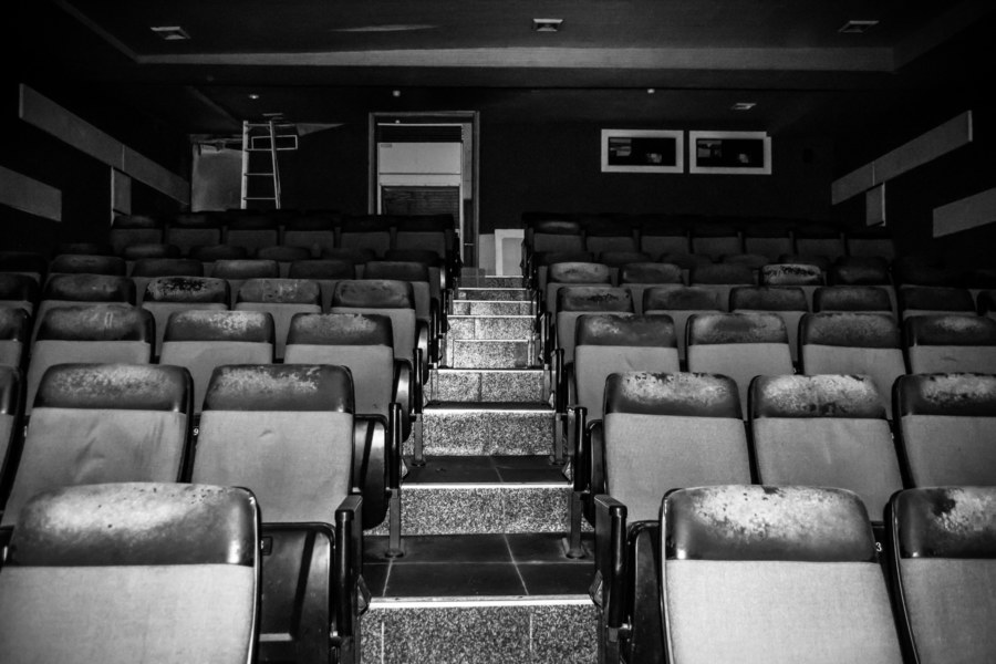 Another small cinema at Dadong Theater