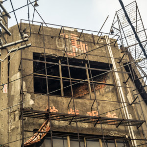 A closer look at Xinming Theater 新明戲院