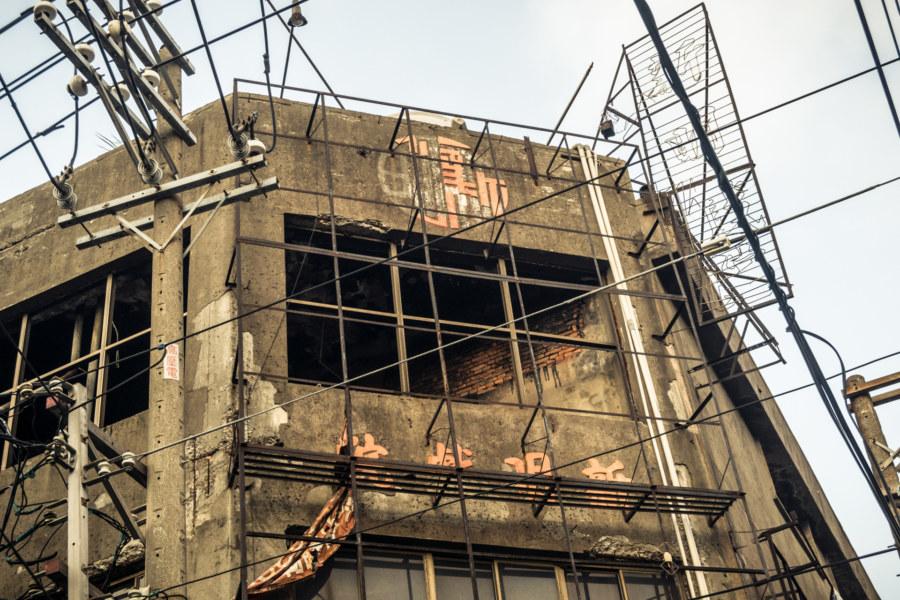 A closer look at Xinming Theater 新明戲院