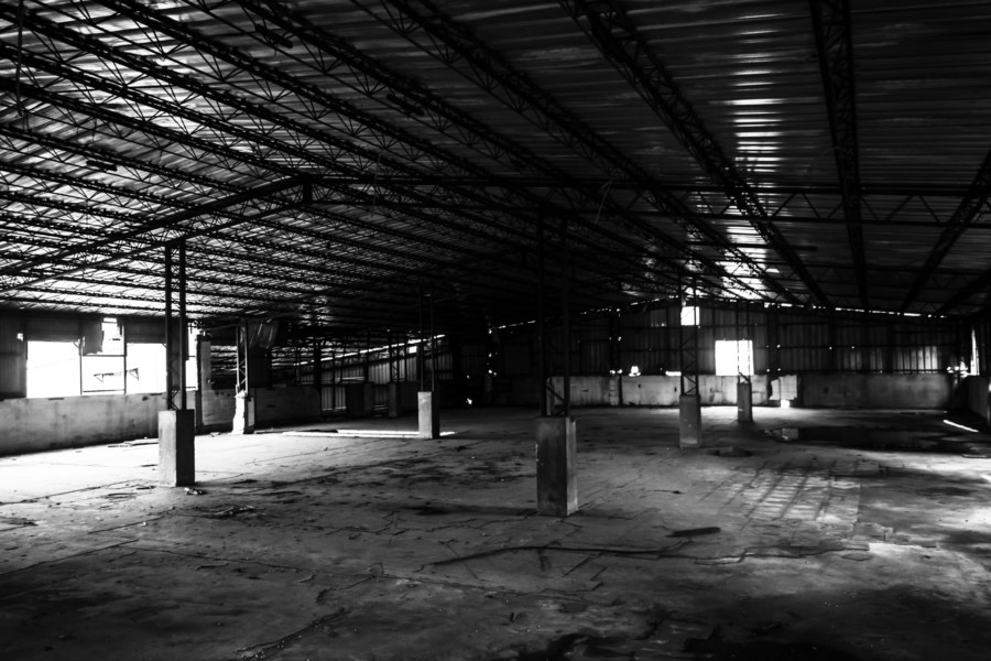 A vast open nothingness