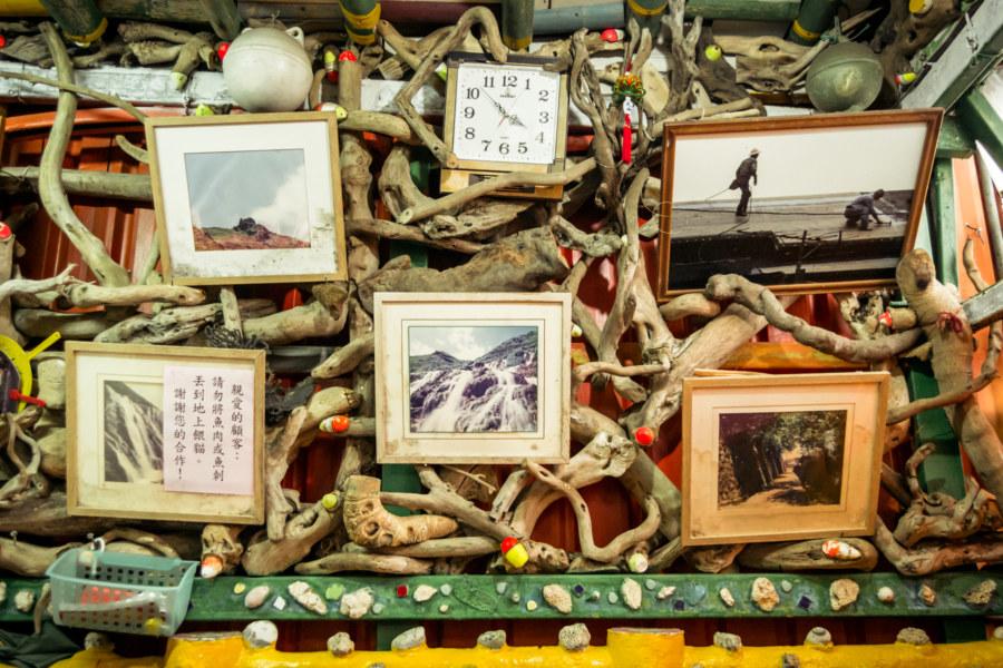 Jinguashi memorabilia
