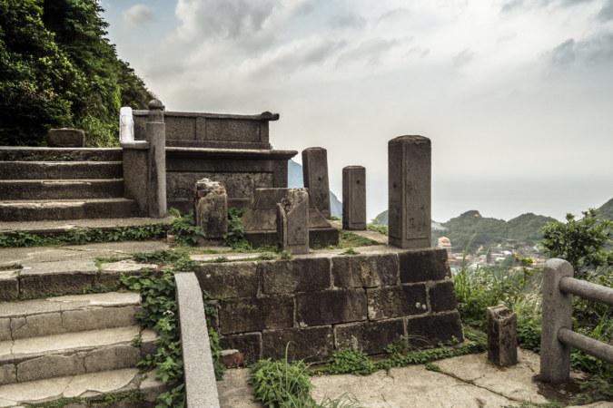 Ogon Shrine foundation