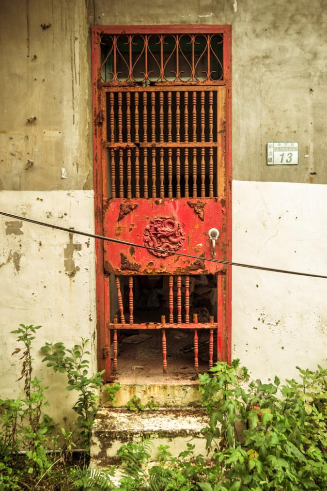 Lucky door #13
