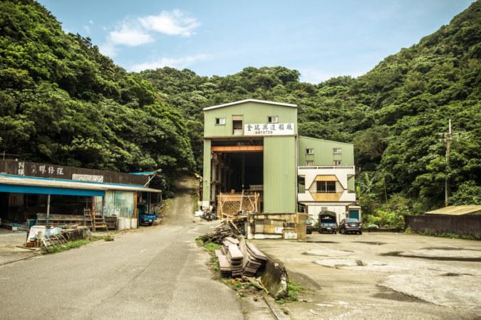 Shipbuilding in Nanfangao