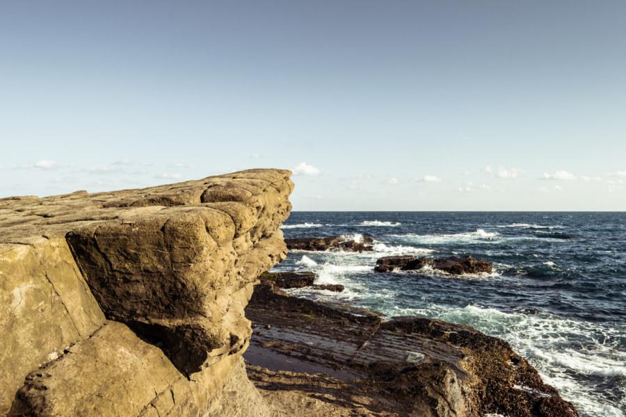 The majestic Yilan coast