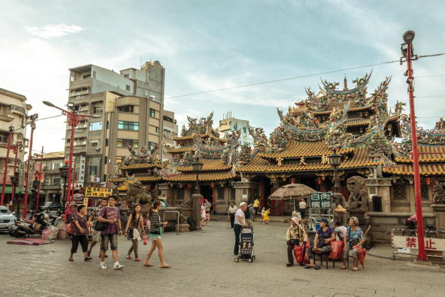 Chaotian temple 朝天宮