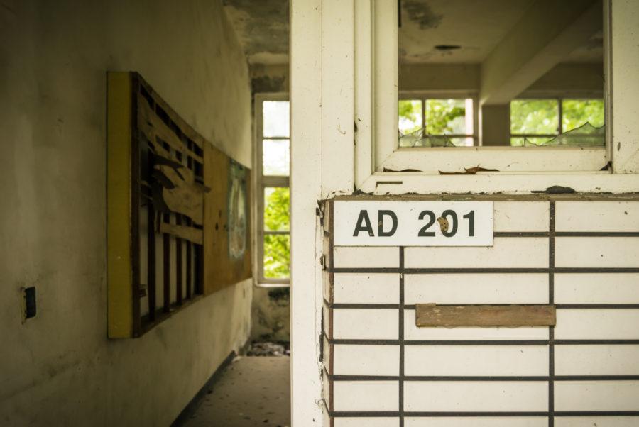 Classroom AD 201