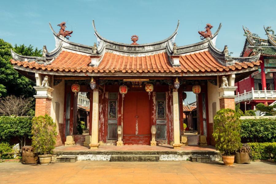 Zhenwen Academy 振文書院